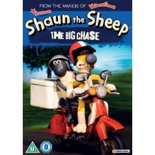 Shaun The Sheep - The Big Chase [DVD] [2018]